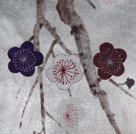 Ručně vyšívané tapety (4)