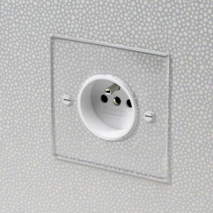 Zásuvky (sockets) Invisible (2)